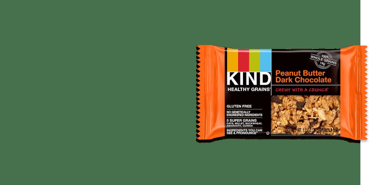 KIND Peanut Butter Dark Chocolate Bar Box of 15