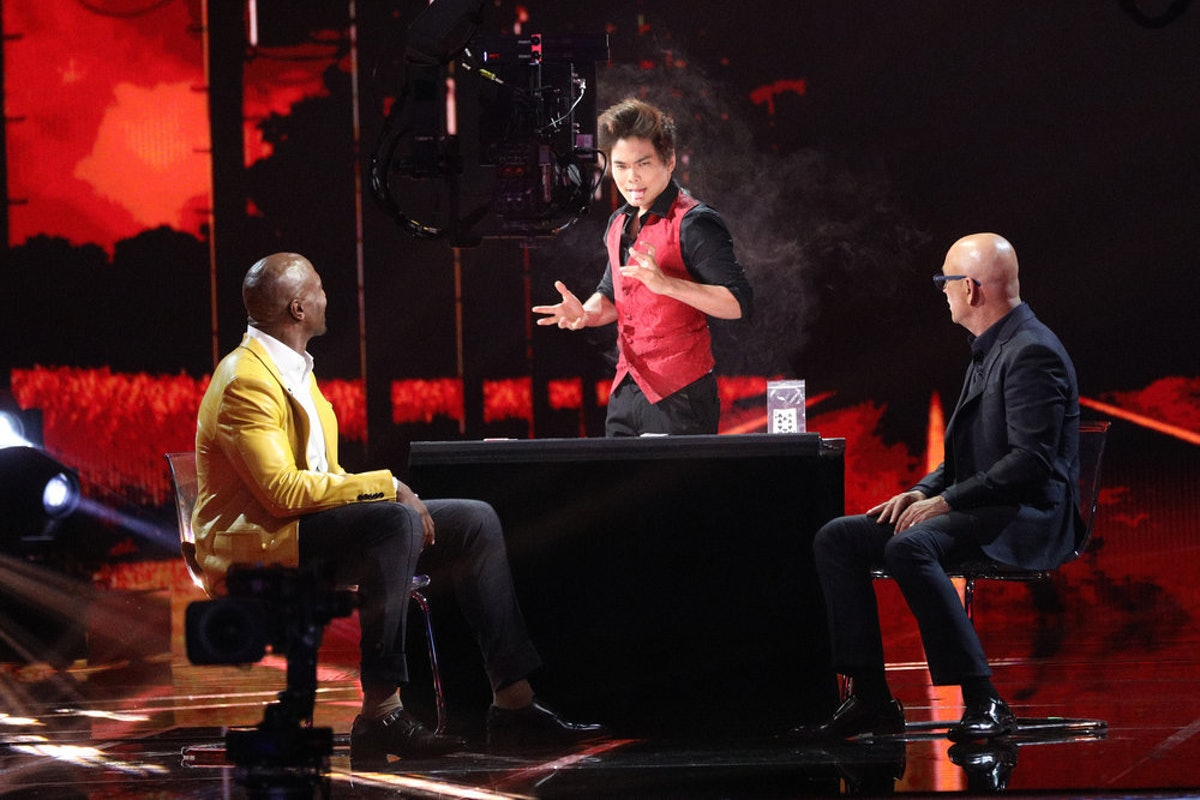 'America's Got Talent: Champions' Winner Shin Lim Actually Made History On The Show