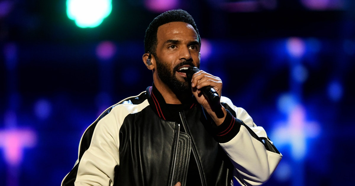 Will Craig David Tour The UK In 2019? The British Singer Has Enjoyed Quite A Comeback