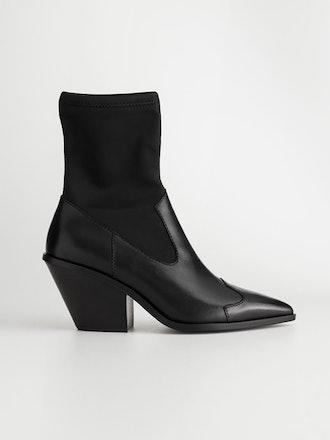 Cowboy Sock Boots