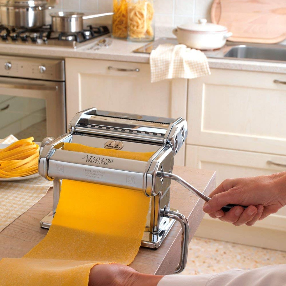 Marcato 8320 Atlas Pasta Machine