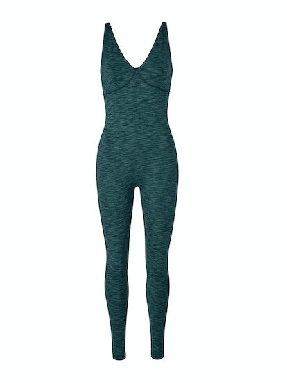 Freeform Unitard in Conifer