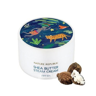 Nature Republic Shea Butter Steam Cream Fresh