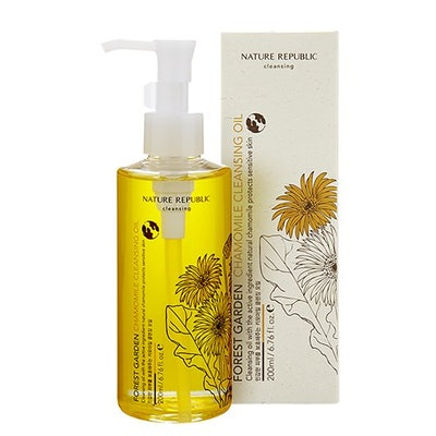 Nature Republic Chamomile Cleansing Oil,