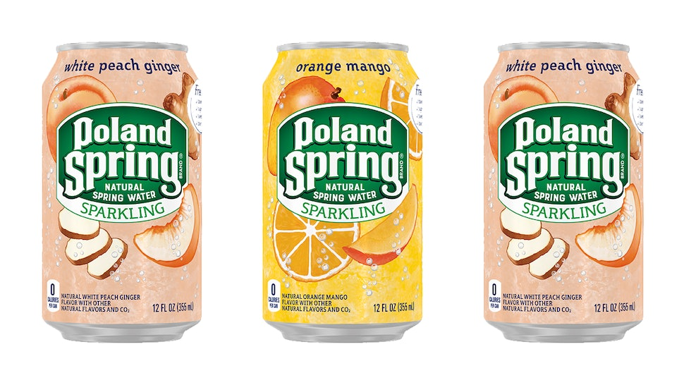 Poland Spring's 6 New Flavors Will Have You Dreaming Of