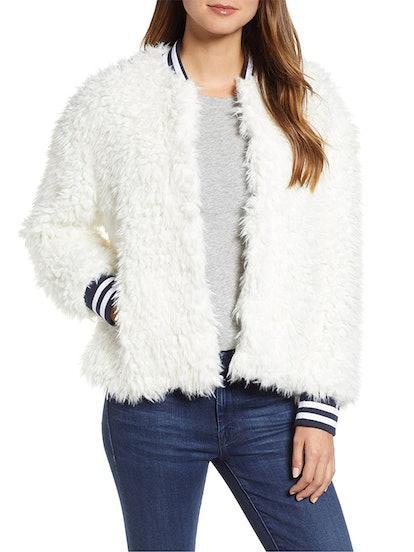 Chillout Faux Fur Jacket