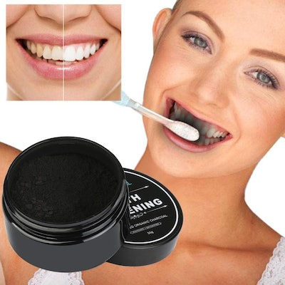 Creazy Teeth Activated Charcoal Bamboo Toothpaste