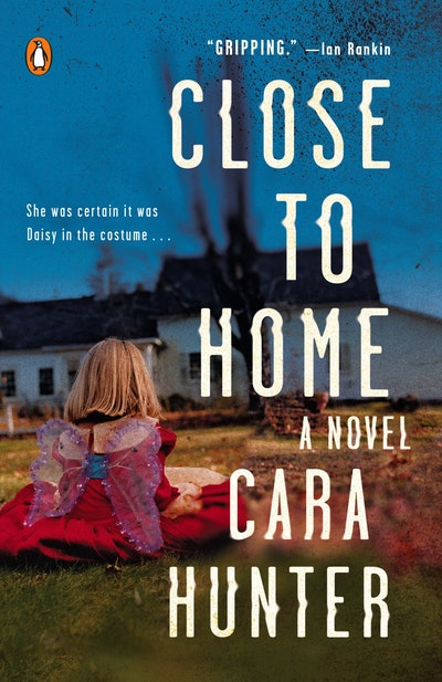'Close to Home' by Cara Hunter