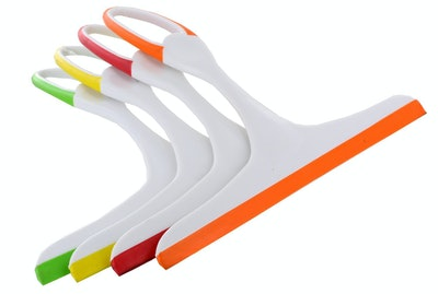 Good Old Values Shower Squeegee (4 Pack)
