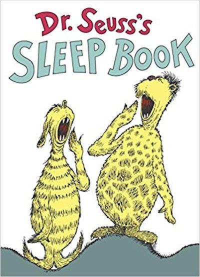 """Dr. Seuss's Sleep Book"""