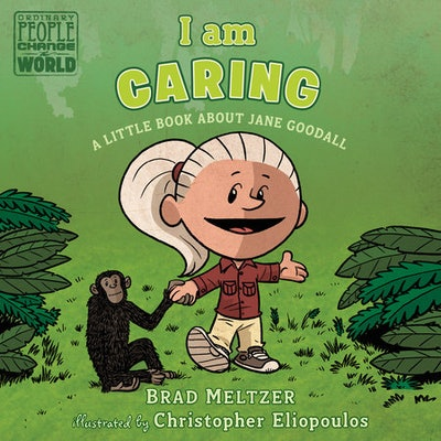 """I Am Caring,"" by Brad Meltzer"