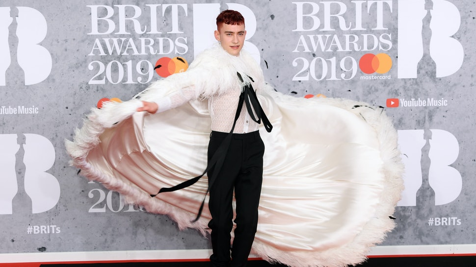 Image result for olly alexander style brits