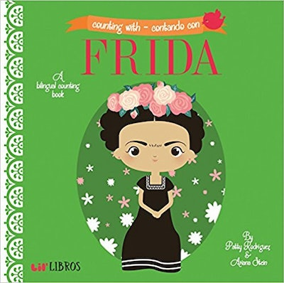 """""""Counting With/Contado Con Frida,"""" by Patty Rodriguez and Ariana Stein"""