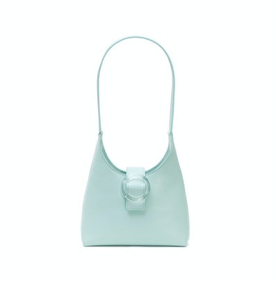 Nº44 Lucite Buckle Mini in Mist