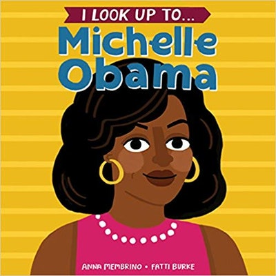 """""""I Look Up To...Michelle Obama,"""" by Anna Membrino"""