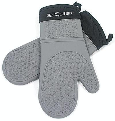 Frux Home and Yard Silicone Oven Mitts