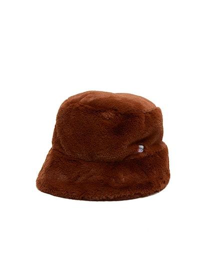 Madison Faux-Fur Hat