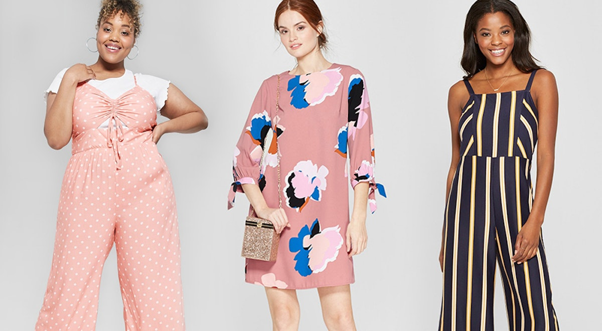 What's In Target's New Spring Clothing Line? Get Ready To Overhaul Your Closet Stat
