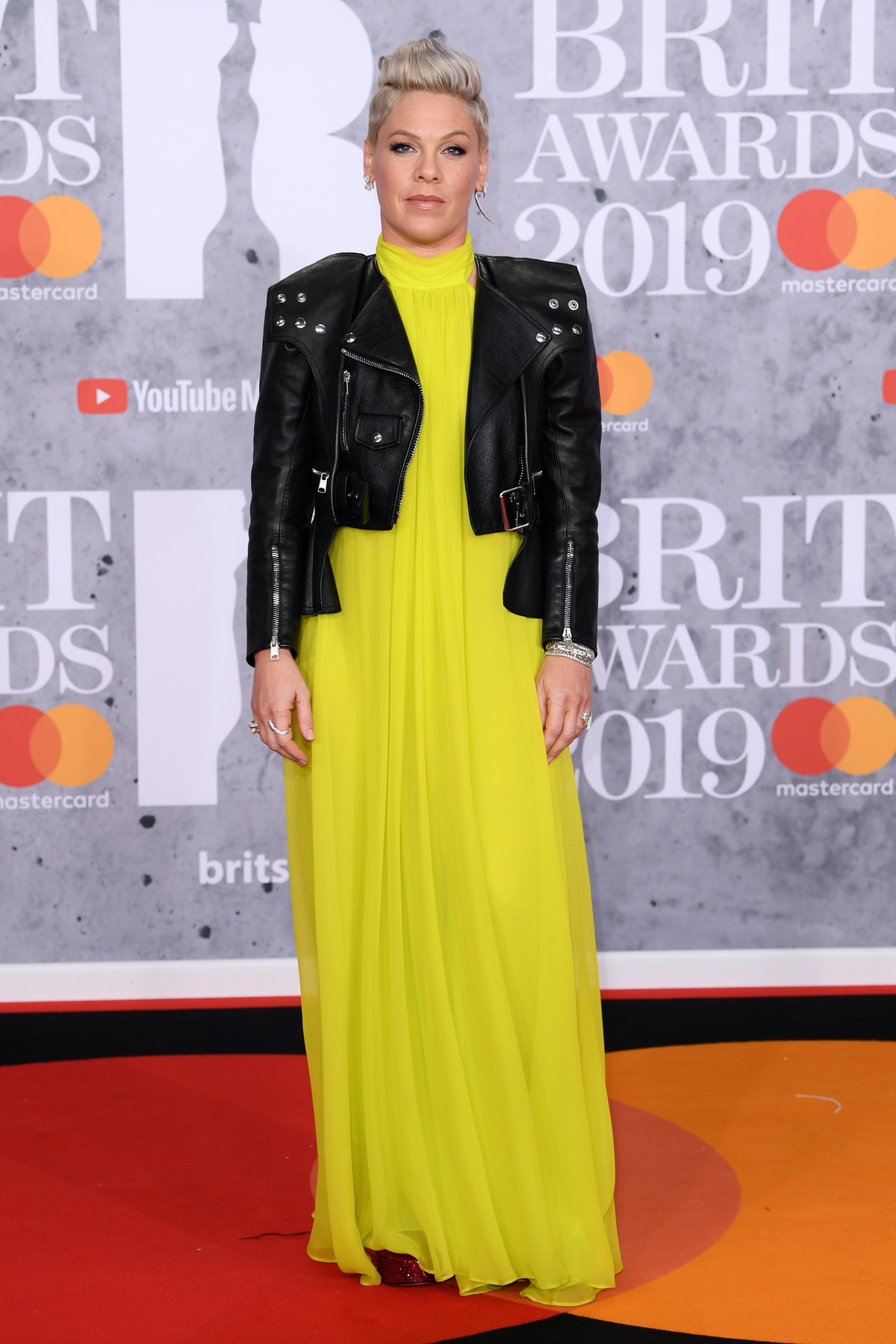 Pink's Secret Talent Was Revealed At The BRITs 2019 & It Makes Me Love Her Even More