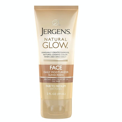 Jergens Natural Glow Oil-Free Daily Moisturizer With Sunscreen
