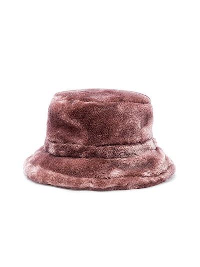 Hardy Faux Fur Bucket Hat