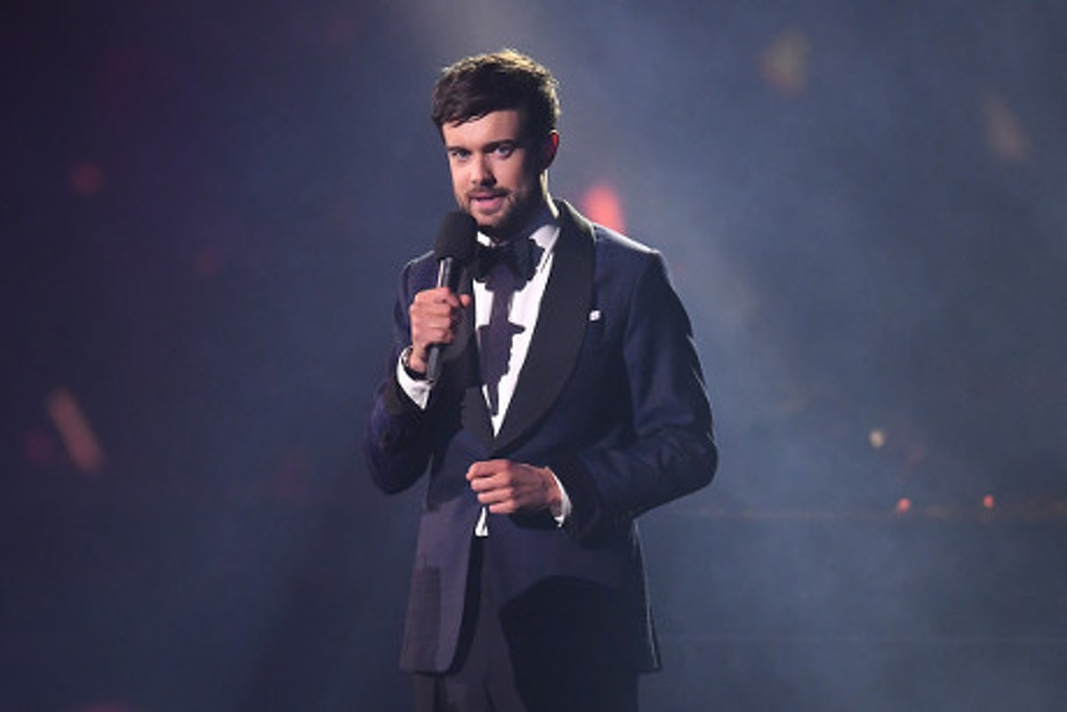 Jack Whitehall's Fyre Festival Joke At The BRITs 2019 Was Unexpected But *So* On Point