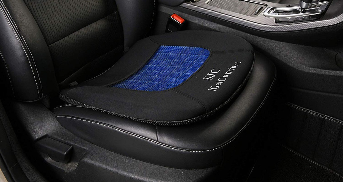 The 3 Best Car Seat Cushions For Long Drives