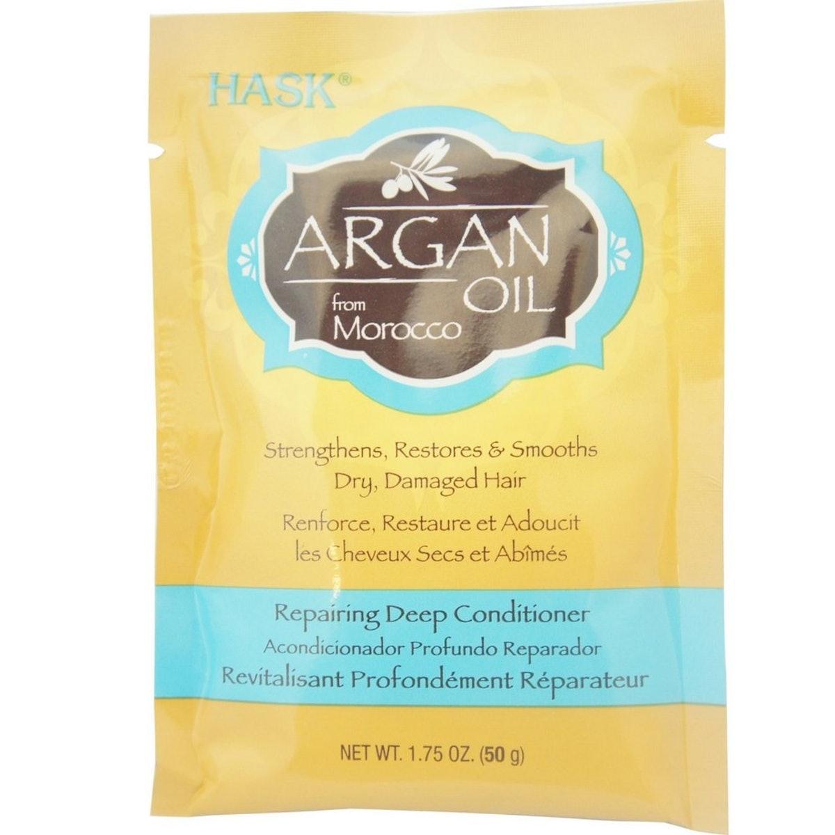 Hask Argan Oil Hair Treatment (4 Pack)
