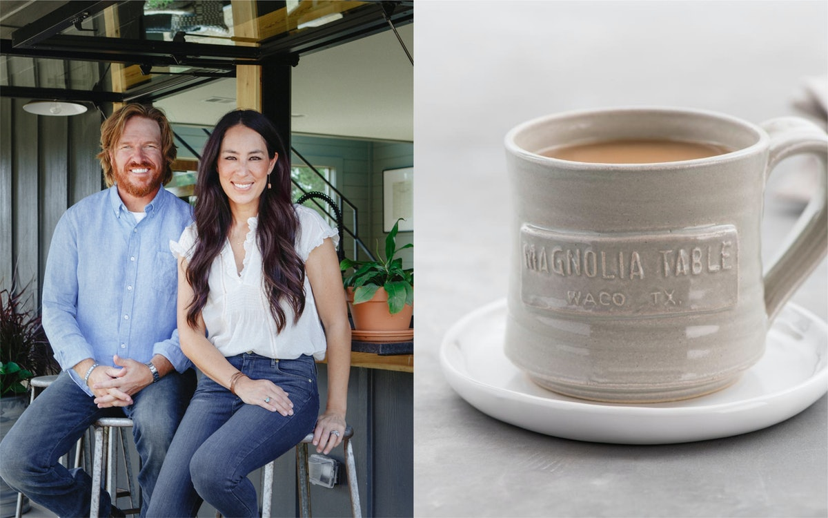 Chip & Joanna Gaines' New Coffee Shop Is On The Way — Here's What We Know So Far
