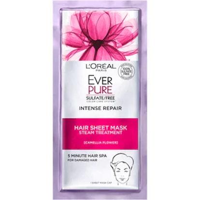 L'Oreal Paris EverPure Hair Sheet Mask