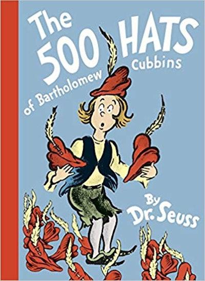 """""""The 500 Hats of Bartholomew Cubbins"""""""
