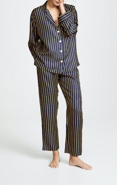 Marina Pajama Shirt & Pants
