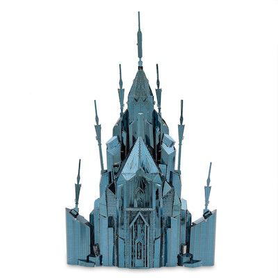 Elsa Castle Metal Earth 3D Model Kit