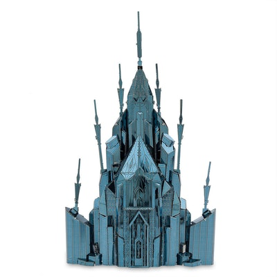 Elsa Castle Metal Earth 3D Model Kit