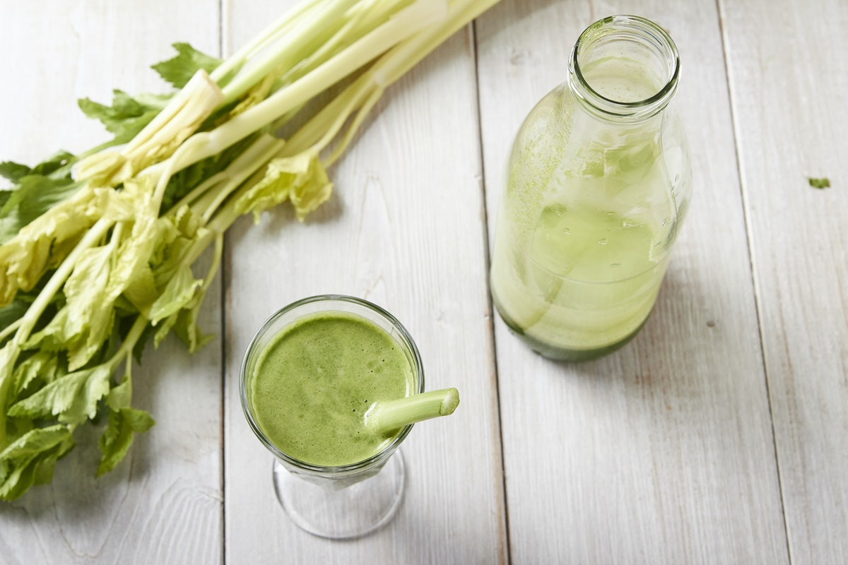 Celery Juice Benefits Are Much More Diverse Than You Think