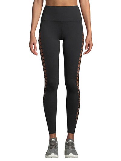 Highline Lace-Up Performance Leggings