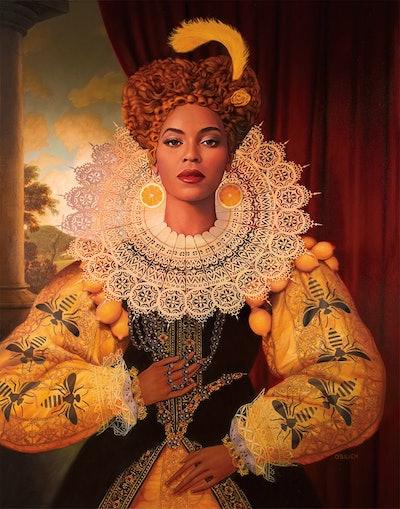 Beyonce Archival Print