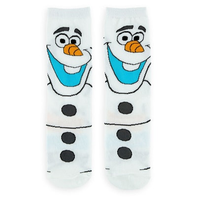 Olaf Socks for Adults