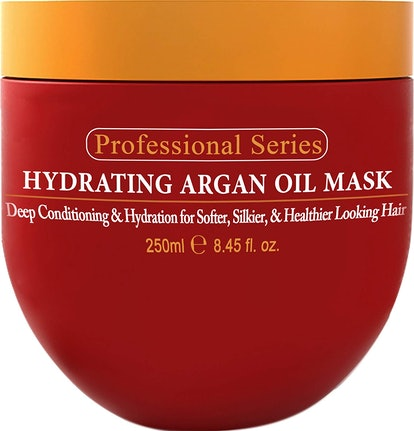 Arvazallia Hydrating Argan Oil Mask