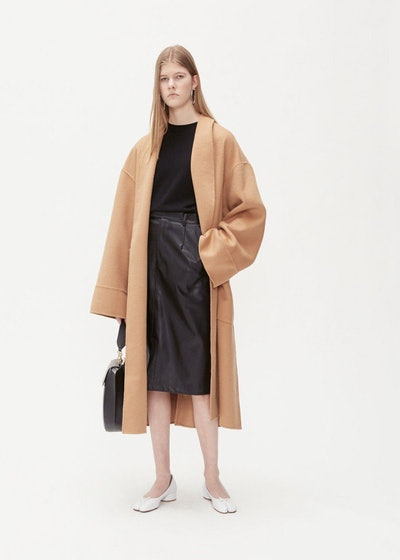 TOTOKAELO ARCHIVE Diara Robe Coat
