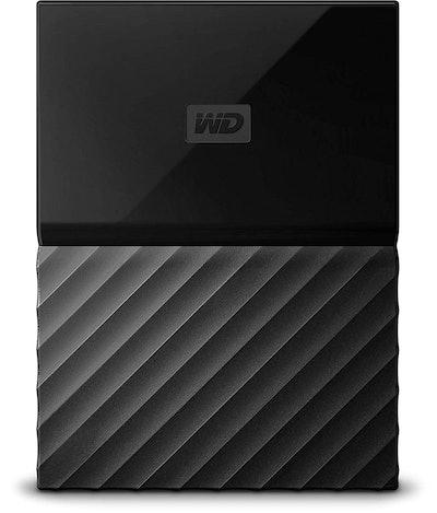 WD My Passport Portable External Hard Drive, 2 TB