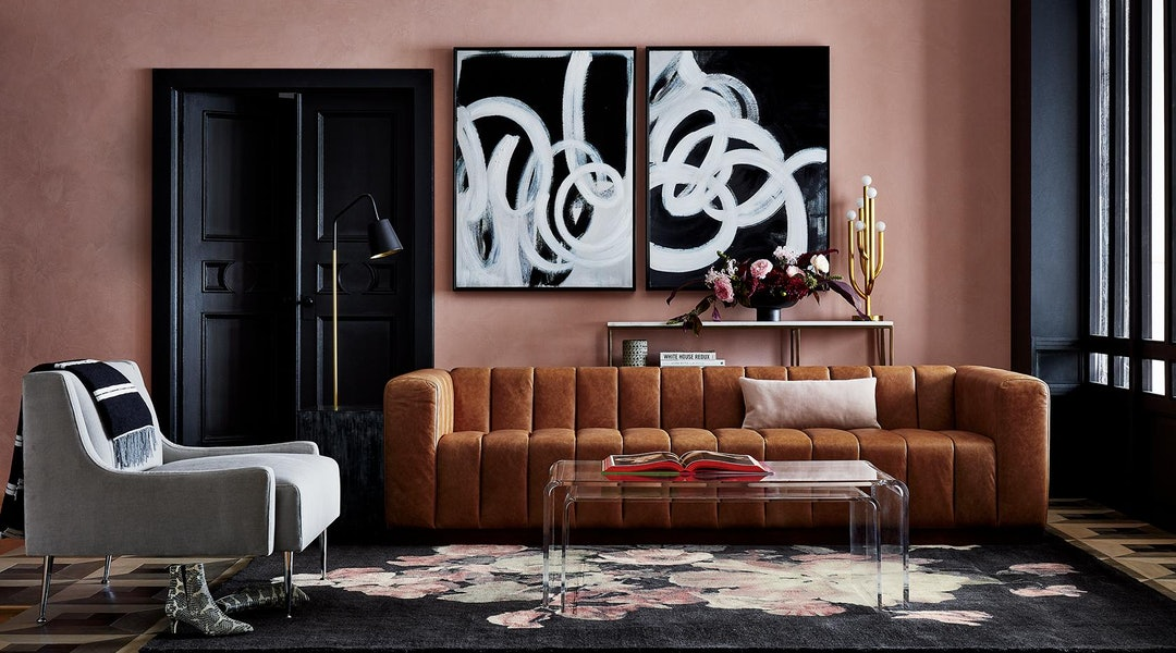 How To Decorate With Acrylic According To An Interior Designer