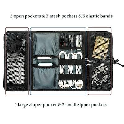 ProCase Travel Gear Organizer
