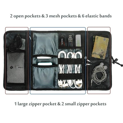 ProCase Travel Gear Organizer