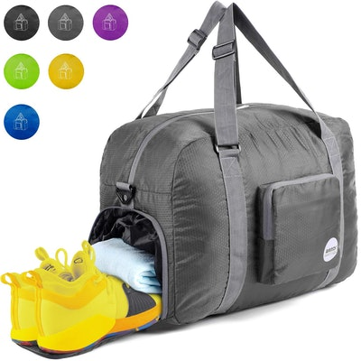 WANDF Foldable Duffle Bag
