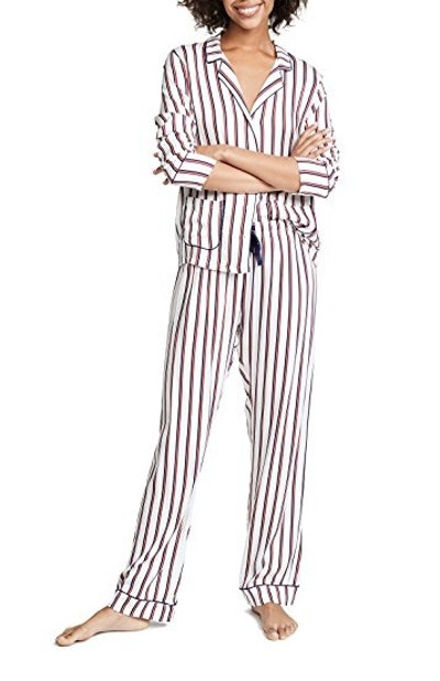 Notch Collar PJ Set