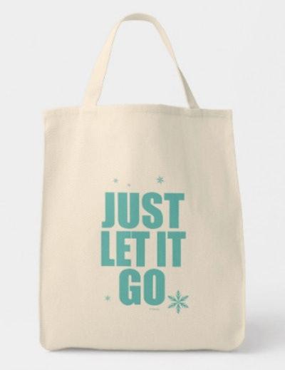 Elsa | Let it Go Tote Bag