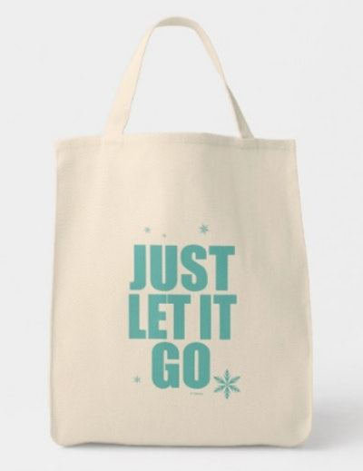 Elsa | Let it Go Tote Bag