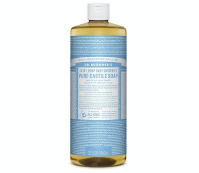 Dr. Bronner's Pure-Castille Liquid Soap (2 Pack)
