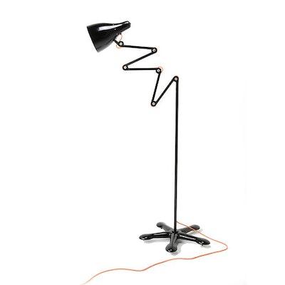 Tse & Tse Mirobolite Floor Lamp - Black
